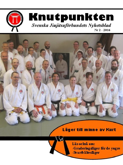 Tidningen Knutpunkten nr 2 2016